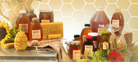 Blue Ridge Honey Company - Pure natural raw honey